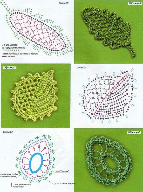 how to make crochet lace flowers
