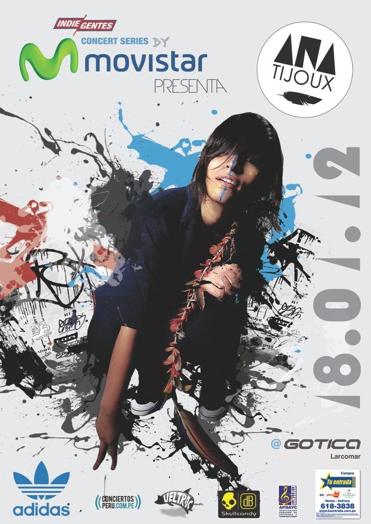 Anita Tijoux Cover