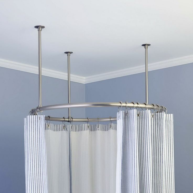 Nice Furniture: Sample Of Ceiling Curtain Track System Ikea White Curtain For  Divide Room Can Be