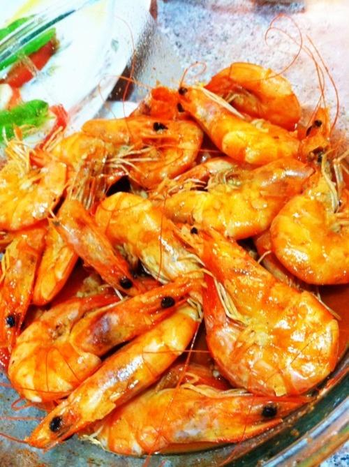 Shebang Recipe - If this tastes as good as Boiling Crab's, I'll be making a whole bag of corn!