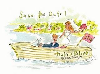 Paige Smith, Lilly Pulitzer designer makes custom invitations!!!