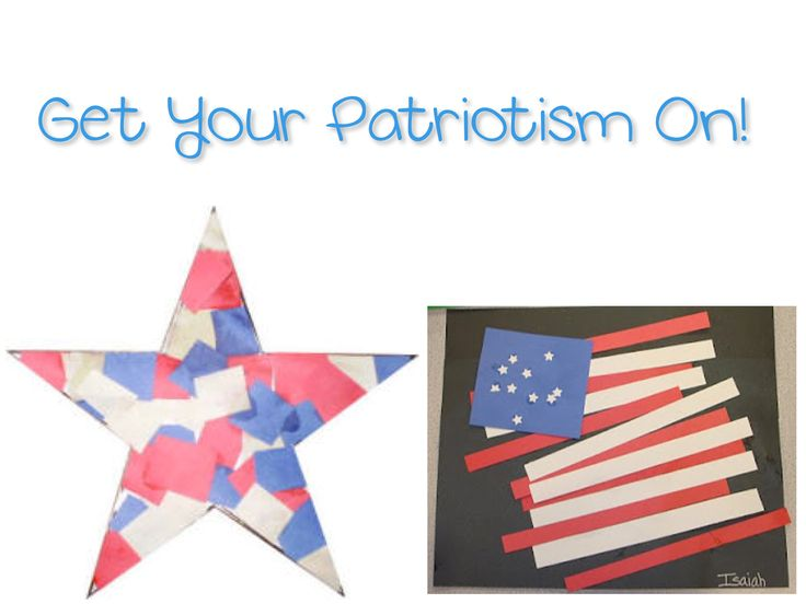 Patriotic Crafts in Time for Memorial Day