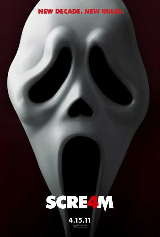 """CAST: David Arquette, Neve Campbell, Courteney Cox, Emma Roberts, Hayden Panettiere; DIRECTED BY: Wes Craven; PRODUCER: Iya Labunka Wes Craven; Features: - 11"""" x 17"""" - Packaged with care - ships in st"""