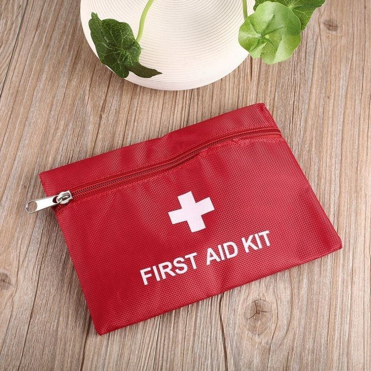 1.4L Tragbare Erste-Hilfe-Koffer Tasche Reise Sport Rettungs Medizinische Behandlung Outdoor …