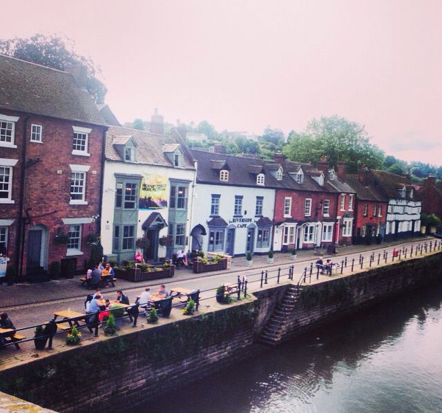 Town of Bewdley #england #beautiful