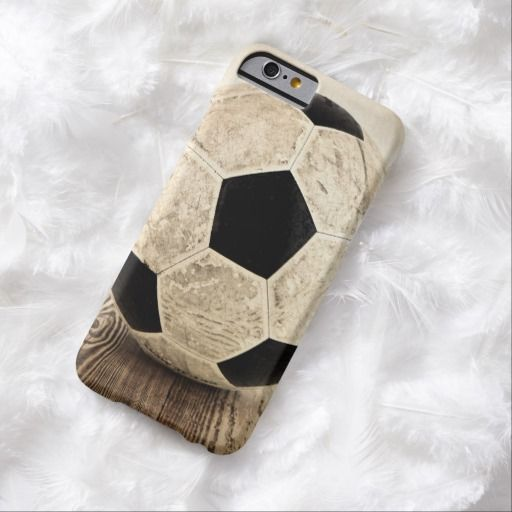 It's a cool iPhone 6 Case! This Vintage Soccer ball iPhone 6 Case is ready to be personalized or purchased as is. It's a perfect gift for you or your friends.