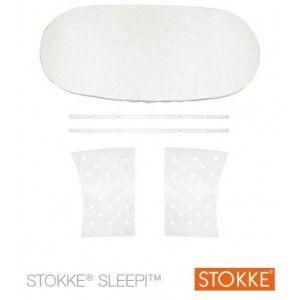 Ik vond dit op Beslist.nl: Stokke® Sleepi™ Junior Kit Wit}