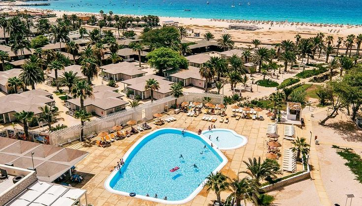 Club Heliades Oasis Belorizonte 4*, Sal, Cap Vert avec Voyages Leclerc - Vacances Heliades ref 143663 - janvier 2017, février 2017, mars 2017, avril 2017