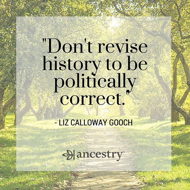 Family genealogy quotes