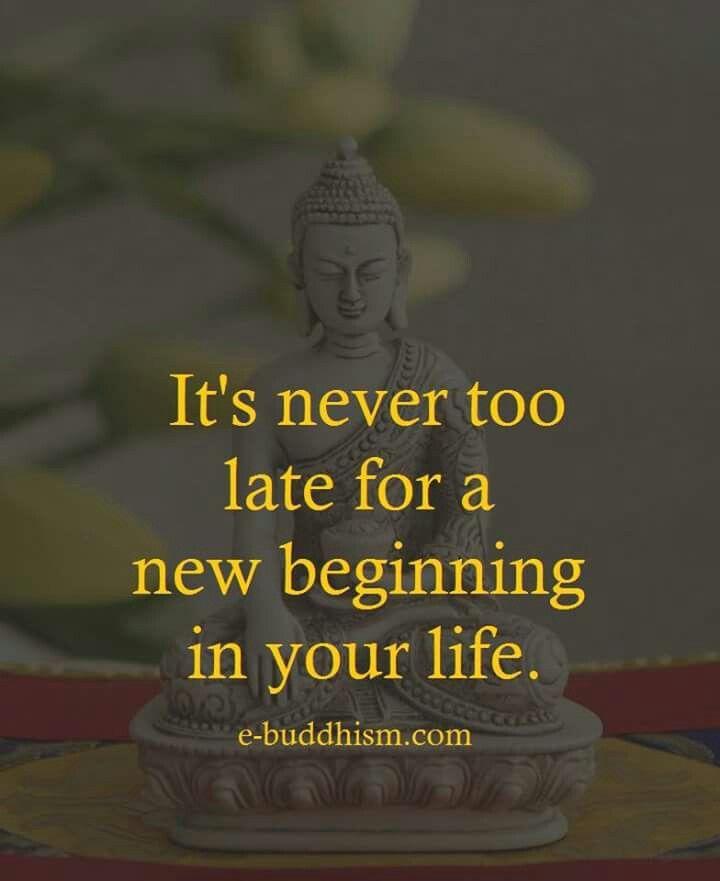 Jedes Ende ist auch ein Neuanfang(der Weg ist das Ziel).