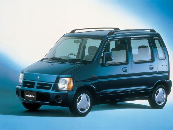Картинки по запросу Suzuki Wagon R in 1993