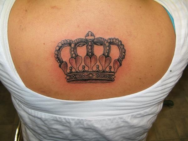 77 best images about crown tattoo on pinterest lower for Crown tattoos on lower back