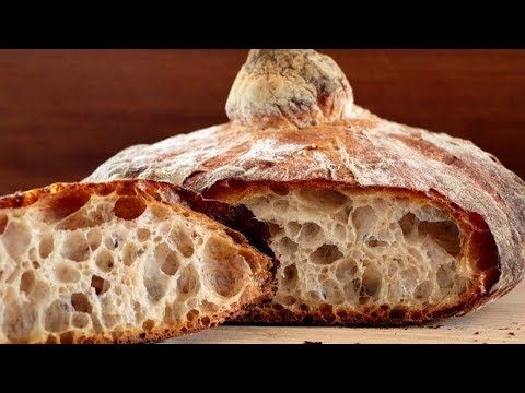 Receta de pan gallego artesano - Moña gallega - YouTube