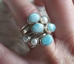 Afbeeldingsresultaat voor edelsteen ringen