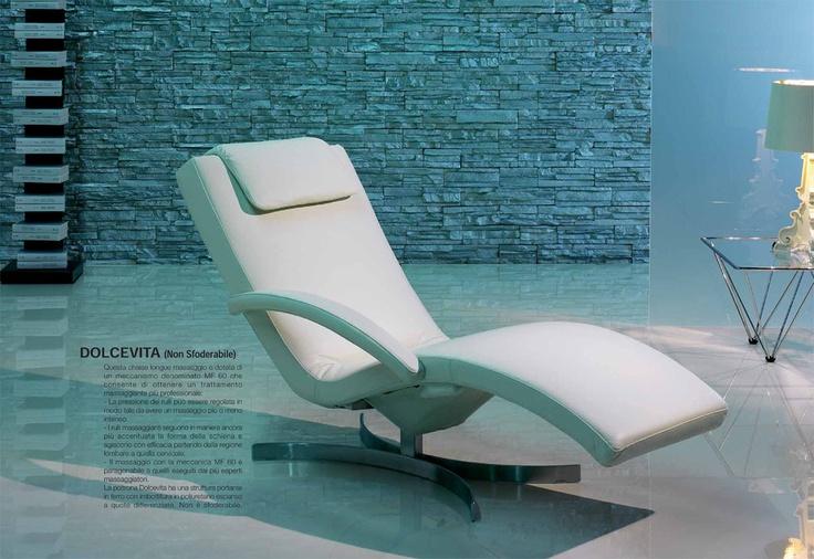 poltrona relax massaggio DOLCEVITA