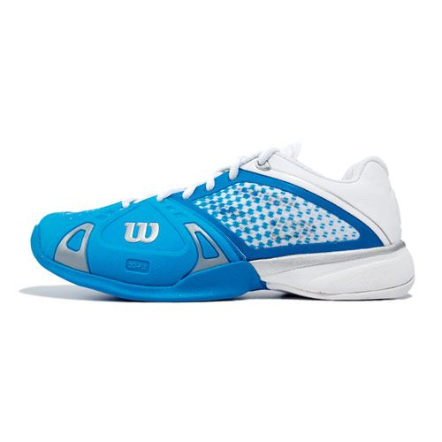 We love-love this Wilson tennis shoe! The best sneakers for any sport: http://www.womenshealthmag.com/style/sport-shoes