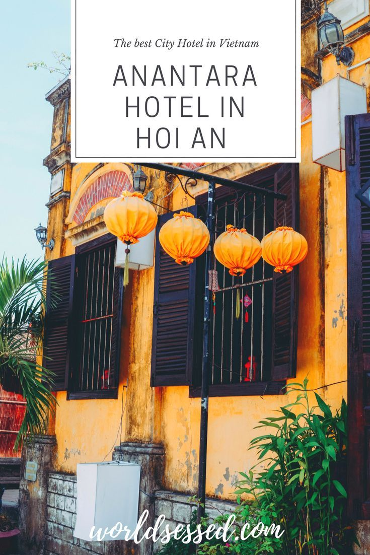 Anantara Hoi An In Vietnam An Oasis In Between The Heat Vietnam