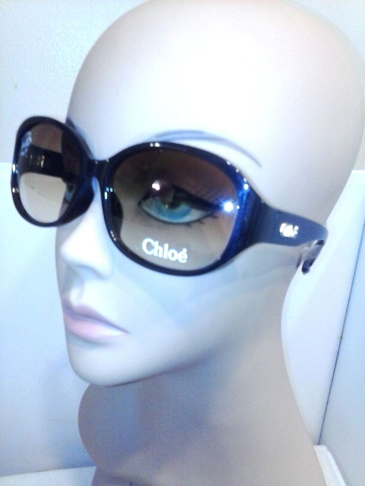 CHLOE BRAND NEW AUTHENTIC LADIES MADE IN FRANCE SUNGLASSES CL2275  MSFRP $415.00 #Chlo #Designer