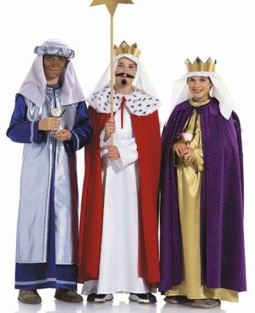 62 best easy nativity costumes for kids images on pinterest the 3 wise men costumes one wise man holding a star solutioingenieria Choice Image