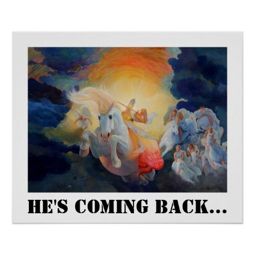 =>Sale on          Revelation 19 He's Coming Back... Posters           Revelation 19 He's Coming Back... Posters lowest price for you. In addition you can compare price with another store and read helpful reviews. BuyHow to          Revelation 19 He's Coming Back... Posters Revi...Cleck Hot Deals >>> http://www.zazzle.com/revelation_19_hes_coming_back_posters-228353378784367044?rf=238627982471231924&zbar=1&tc=terrest