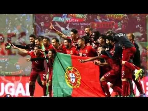 Portugal Campeão Europeu de Futebol 2016