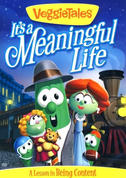 Veggietales it 39 s a meaningful life christian movie film dvd for When was it s a wonderful life made