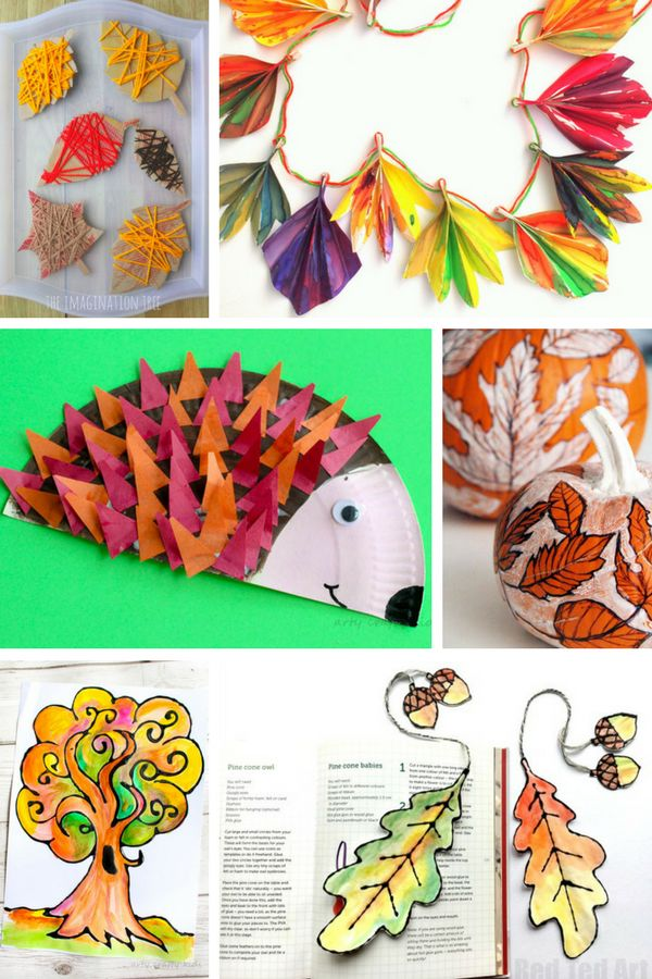 Arty Crafty Kids | Craft | Autumn Crafts | 30 Fabulous and Creative Fall Crafts for Kids! Find Scarecrows, Autumn Trees, Leaf Crafts, Owl Crafts and more...