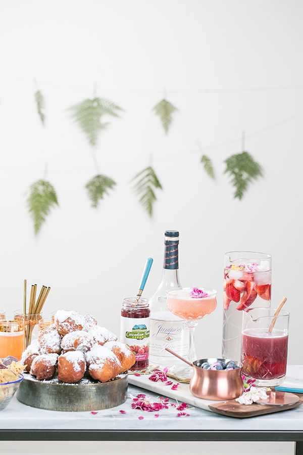 A Charming Brunch with Easy Beignets