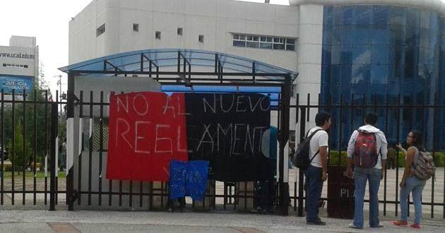 Oaxaca Digital   Continúa paro de labores en planteles del IPN