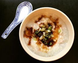 Chicken Congee - a quick, easy, nourishing Thermomix recipe from Dani Valent.