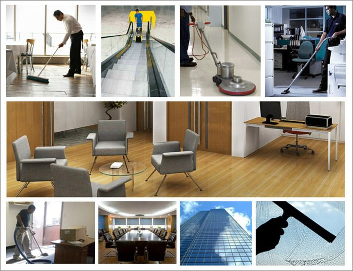 Commercial places like offices gets dirty quicker than a domestic area and needs to get cleaned frequently. A commercial Cleaning service can better take care of it.