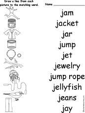 30 best images about preschool letter j on pinterest