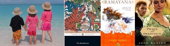 Blog on our theme of the week – Sibling in Literature