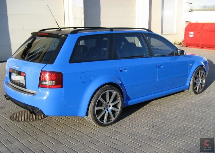 Audi RS6 - marina gloss + carbon