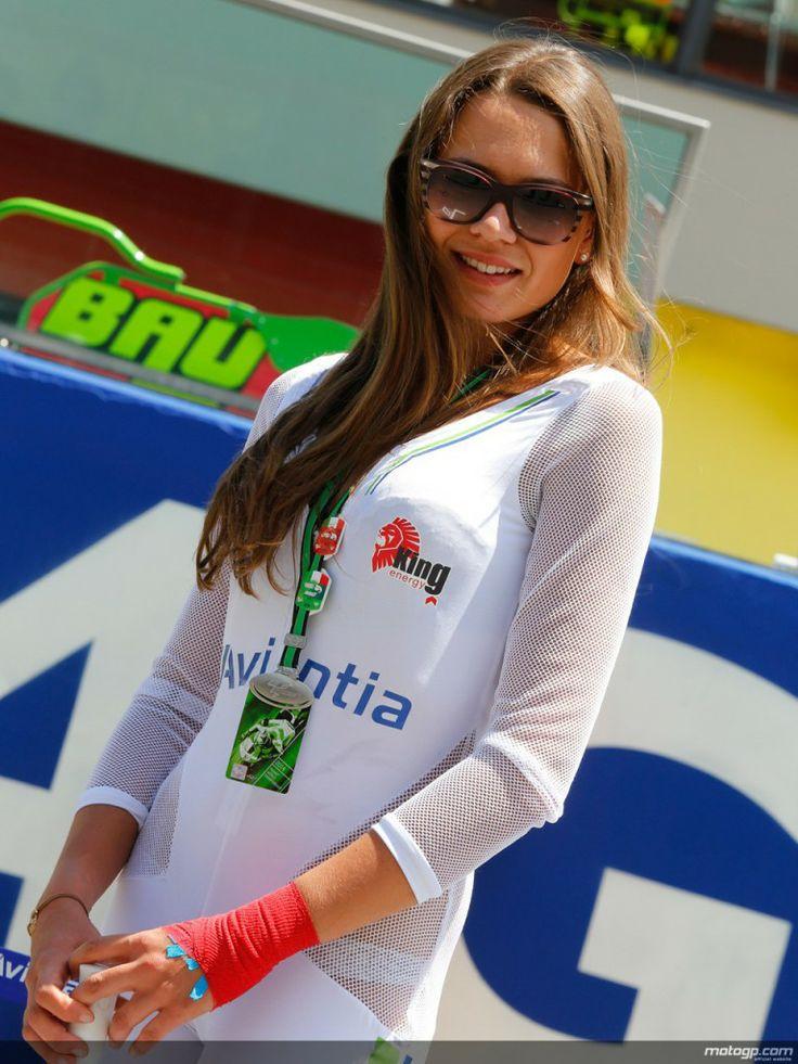 Grand prix d'Italie de MotoGP: Paddock Girls   Courses Moto .com