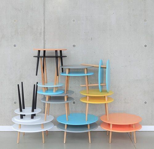 Joacă-te cu imaginația și revitalizează orice încăpere cu ajutorul mesei Ufo. Disponibilă în culori și dimensiuni diferite, o găsești pe www.somproduct.ro #inspiring #comfort #colors #coffee #table #art #arhitecture #inspiration