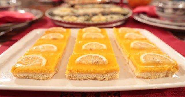 Limonlu Bar | Nursel'in Mutfağı Yemek Tarifleri