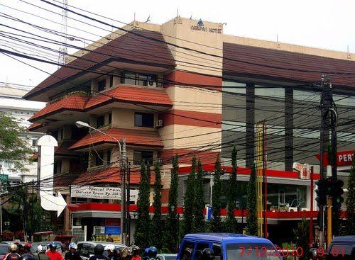 New Naripan Hotel Bandung