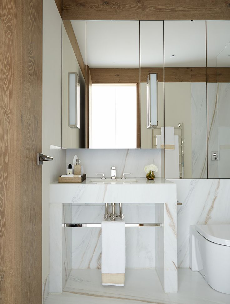 Adding A Large Basin Creates A Stylish Focal Point And Is A Great Way To  Give. Marble BathroomsWhite ...