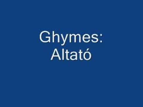 Ghymes: Altató