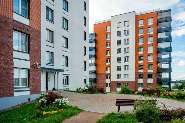 Жилой квартал «Малая Финляндия»