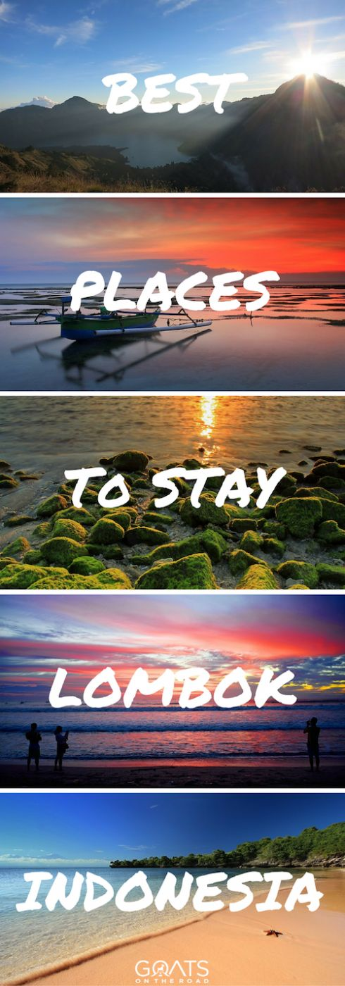 In this comprehensive guide find out the best areas to stay in Lombok for surfing, beaches and more | #lombok #indonesia #wonderfulindonesia #seasia #asiatravel #bestintravel #honeymoon #nextvacation #backpacking #bestplaces #bestbeaches #surftime #beachtime
