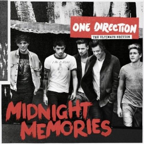 Cool Awesome One Direction - Midnight Memories: Deluxe  Deluxe Edition, Hong Kong - I 2017 2018 Check more at http://fashion-look.top/gallery/awesome-one-direction-midnight-memories-deluxe-new-cd-deluxe-edition-hong-kong-i-2017-2018/
