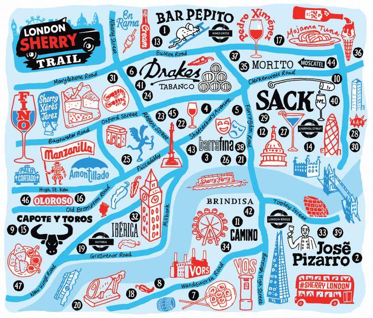 London Sherry Trail | Sherry Wines