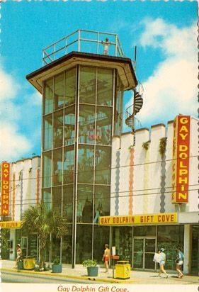 The Gay Dolphin in old Myrtle Beach.  We spent many summer vacations at the Pavillion riding rides and just goofing off.  When it was safe to be a kid wandering an amusement park by yourself.