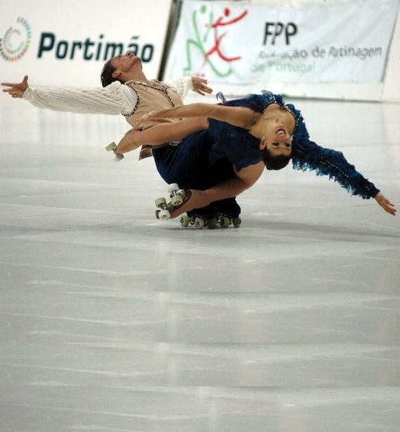 Artistic roller skating - World Championships Portugal 2010