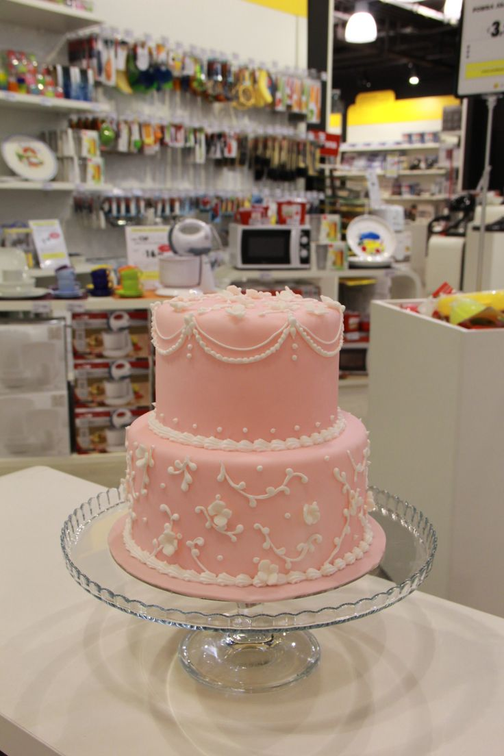 La bellissima torta di Elisescake nel nostro concept store di Este (PD)