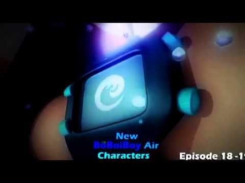 Boboiboy Episode Terbaru! Boboiboy Air Episode 19 Terbaru