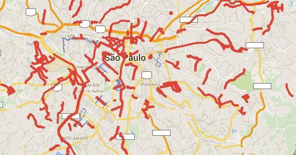 Vale conferir o mapa e escolher a sua rota.  A CET-SP mantém um mapa com a estrutura cicloviária permanente da capital paulista, atualizado conforme novas cicloviassão inauguradas. Consulte aqui.