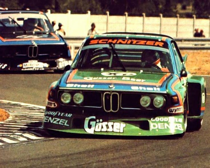 Classic Motorsport — erikwestrallying: BMW 320 race car - Group 5